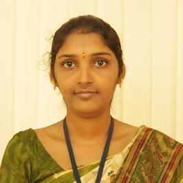 Mrs P.Ramya - Assistant Professor