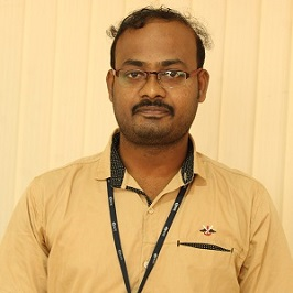 Mr P.Srinivas Rao - Assistant Professor