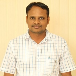 Mr. B. A Swamy - Assistant Professor
