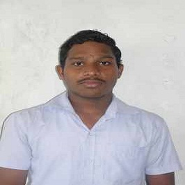 Mr. B.Siva Chaitanya - 85.60%