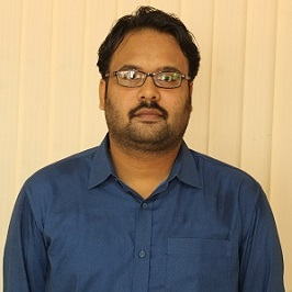 Mr. U.Kartheek Chandra Patnaik - Associate Professor