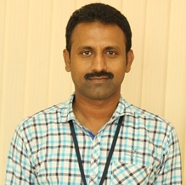 Mr B.Satish - Associate Professor