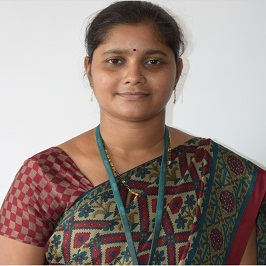 Mrs K Anitha - Assistant Professor