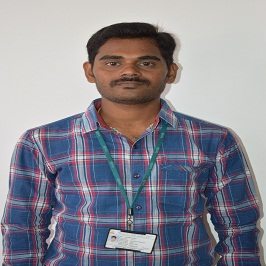 Mr.T. Venkatesh - Assistant Professor