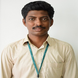 Mr.M Sathish - Assistant Professor