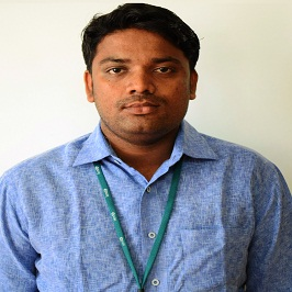 Mr.K. Srinivasa Rao - Assistant Professor
