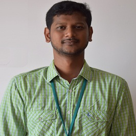 Mr.P. Shyam Kiran - Associate Professor
