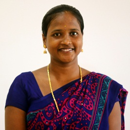 Ms. P. Jagadamba - Assistant Professor