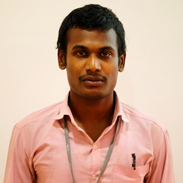 Mr I. ANIL KUMAR - Assistant Professor