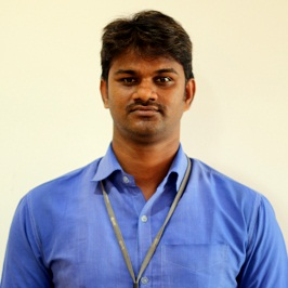Mr. M.Balaji - Assistant Professor